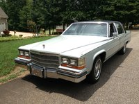 Picture of 1989 Cadillac Brougham RWD, exterior, gallery_worthy