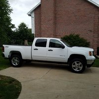 Picture of 2012 GMC Sierra 2500HD SLE Crew Cab SB 4WD, exterior, gallery_worthy