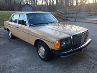 1977 Mercedes-Benz 300-Class Overview