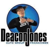 Deacon Jones Chrysler Dodge Jeep Ram logo