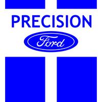 Precision Ford logo
