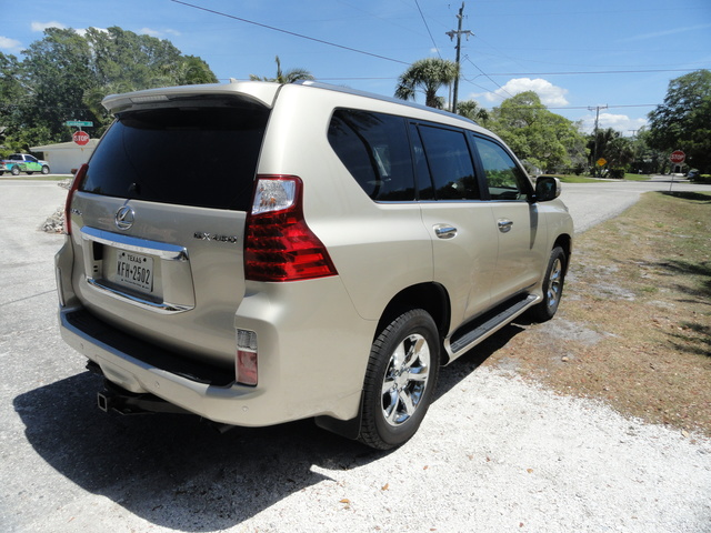 Picture of 2010 Lexus GX 460 4WD
