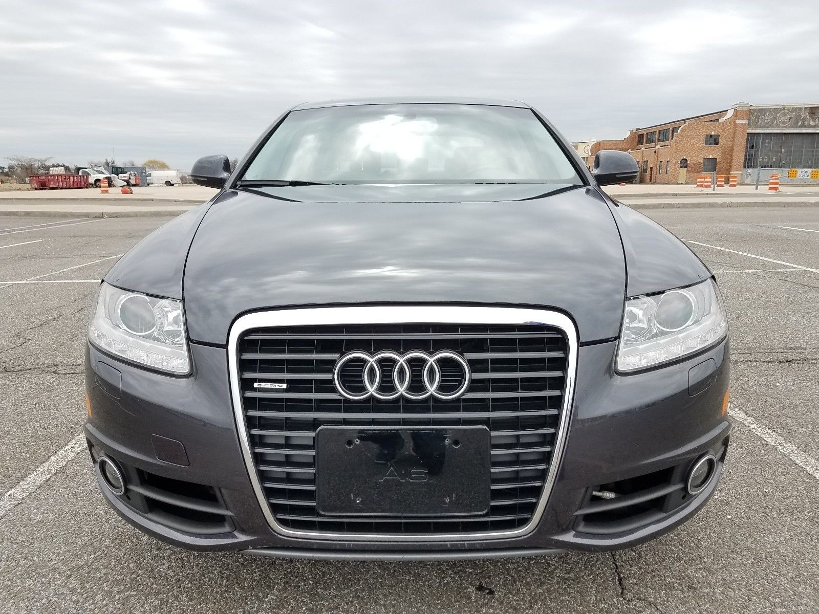 2011 Audi A6 Overview CarGurus