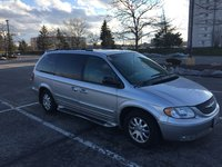 Picture of 2001 Chrysler Town & Country LXi LWB FWD, exterior, gallery_worthy