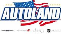Autoland Chrysler Jeep Dodge Ram logo