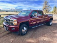 Picture of 2017 Chevrolet Silverado 3500HD High Country Crew Cab LB DRW 4WD, exterior, gallery_worthy