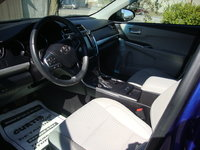 Picture Of 2015 Toyota Camry Hybrid SE, Interior, Gallery_worthy