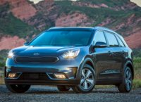 Kia Niro Hybrid Plug-In Overview