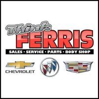 Ferris Chevrolet Buick Cadillac & Toyota logo