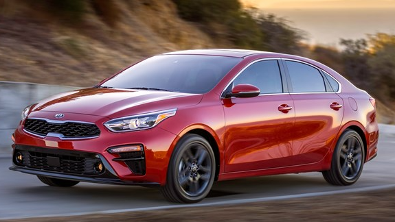 2019 Kia Forte, exterior, manufacturer, gallery_worthy