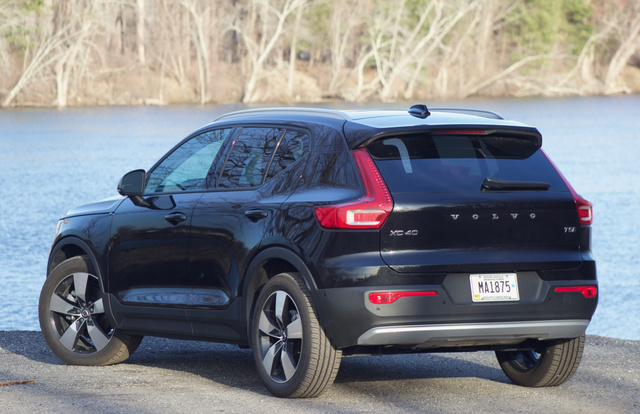 2019 volvo xc40 overview cargurus. Black Bedroom Furniture Sets. Home Design Ideas