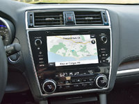 2018 Subaru Outback 2.5i Limited Navigation Map Display, interior, gallery_worthy