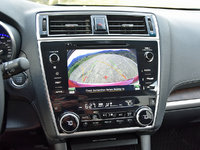 2018 Subaru Outback 2.5i Limited Reversing Camera Display, interior, gallery_worthy