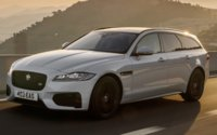 2018 Jaguar XF Sportbrake Overview