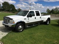 Picture of 2002 Ford F-350 Super Duty Lariat Crew Cab LB DRW 4WD, exterior, gallery_worthy
