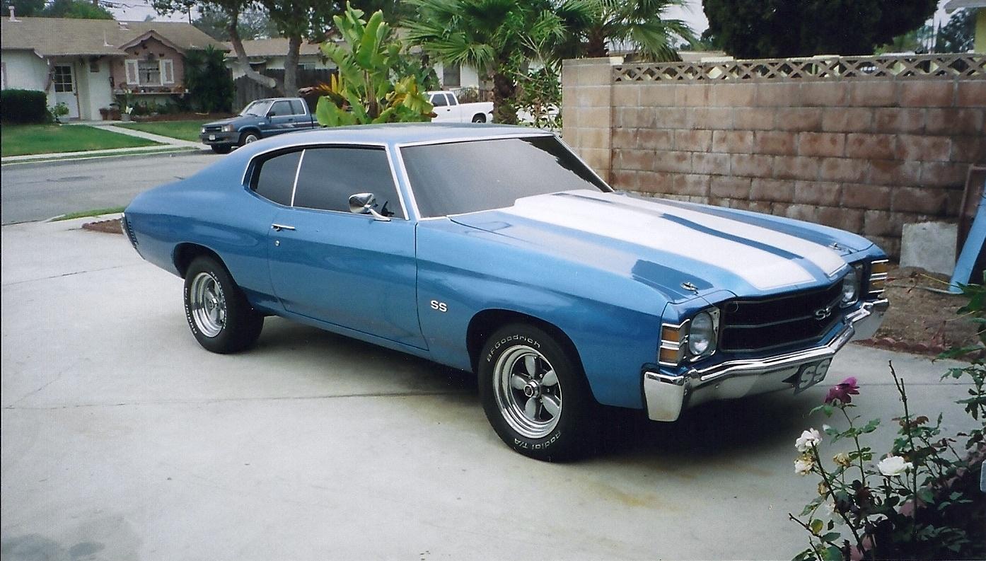 Chevrolet Chevelle Questions