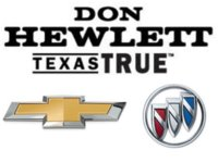 Don Hewlett Chevrolet Buick logo
