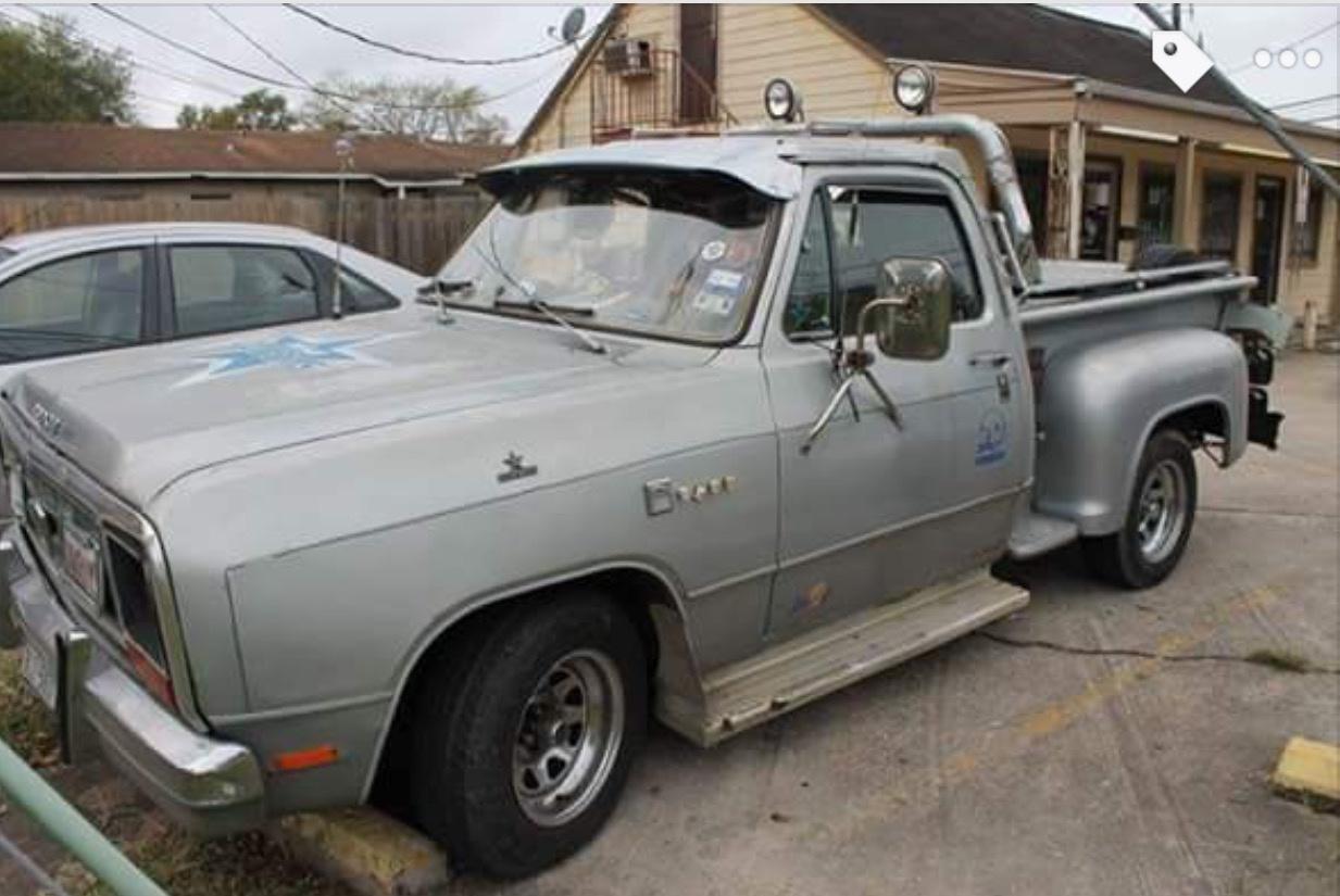 1982 dodge d150 restoration