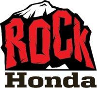 Rock Honda logo