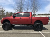 Picture of 2013 Nissan Titan S King Cab 4WD, exterior, gallery_worthy