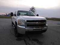 Picture of 2007 Chevrolet Silverado Classic 2500HD Work Truck Extended Cab RWD, exterior, gallery_worthy