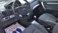 Picture of 2011 Chevrolet Aveo 2LT Sedan FWD, interior, gallery_worthy