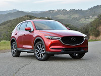 2018 Mazda CX-5 Grand Touring AWD, 2018 Mazda CX-5 Grand Touring in Soul Red Crystal, exterior, gallery_worthy
