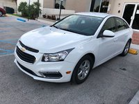 2016 Chevrolet Cruze Limited Overview