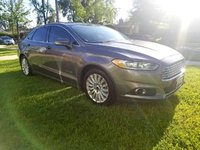 Picture of 2014 Ford Fusion Hybrid S, exterior, gallery_worthy