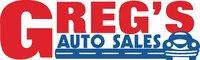Greg's Auto Sales logo