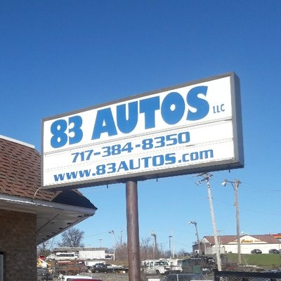 83 autos york pa read consumer reviews browse used and new cars for sale. Black Bedroom Furniture Sets. Home Design Ideas