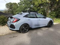 Picture of 2017 Honda Civic Hatchback Sport, exterior, gallery_worthy