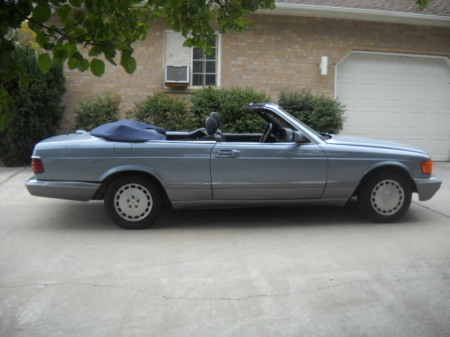 Picture of 1986 Mercedes-Benz 560-Class 560SEC Coupe