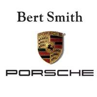 Bert Smith Porsche logo