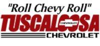 Tuscaloosa Chevrolet logo