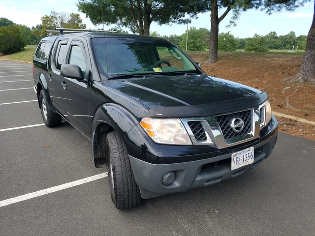 Picture of 2011 Nissan Frontier S Crew Cab 4WD, exterior, gallery_worthy