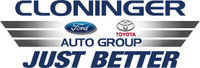 Cloninger Ford Toyota