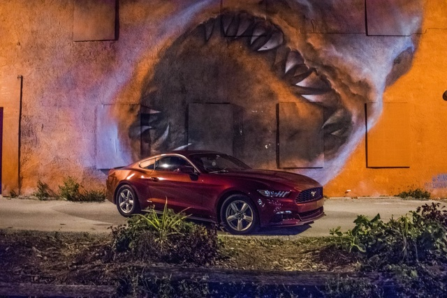 Picture of 2015 Ford Mustang EcoBoost, gallery_worthy