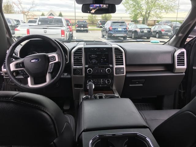 2015 ford f 150 interior pictures cargurus