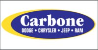 Carbone Chrysler Jeep Dodge logo