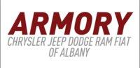 Armory Chrysler Dodge Jeep Ram Fiat of Albany logo