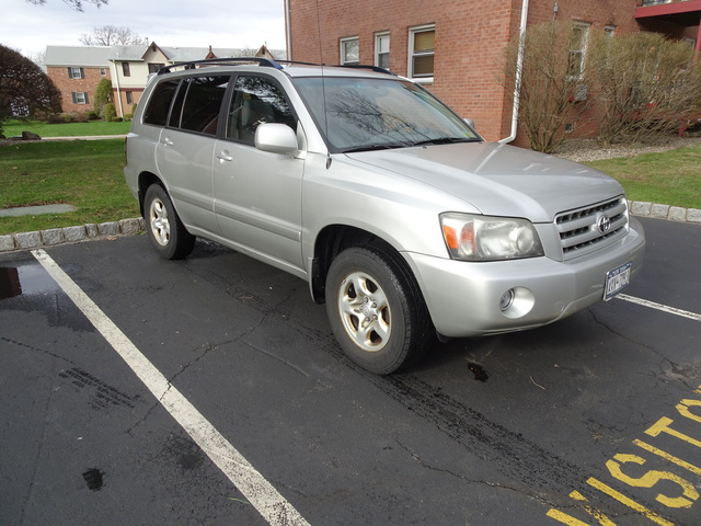 Picture of 2007 Toyota Highlander Base AWD