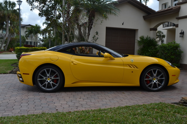 Picture of 2010 Ferrari California GT Convertible, gallery_worthy