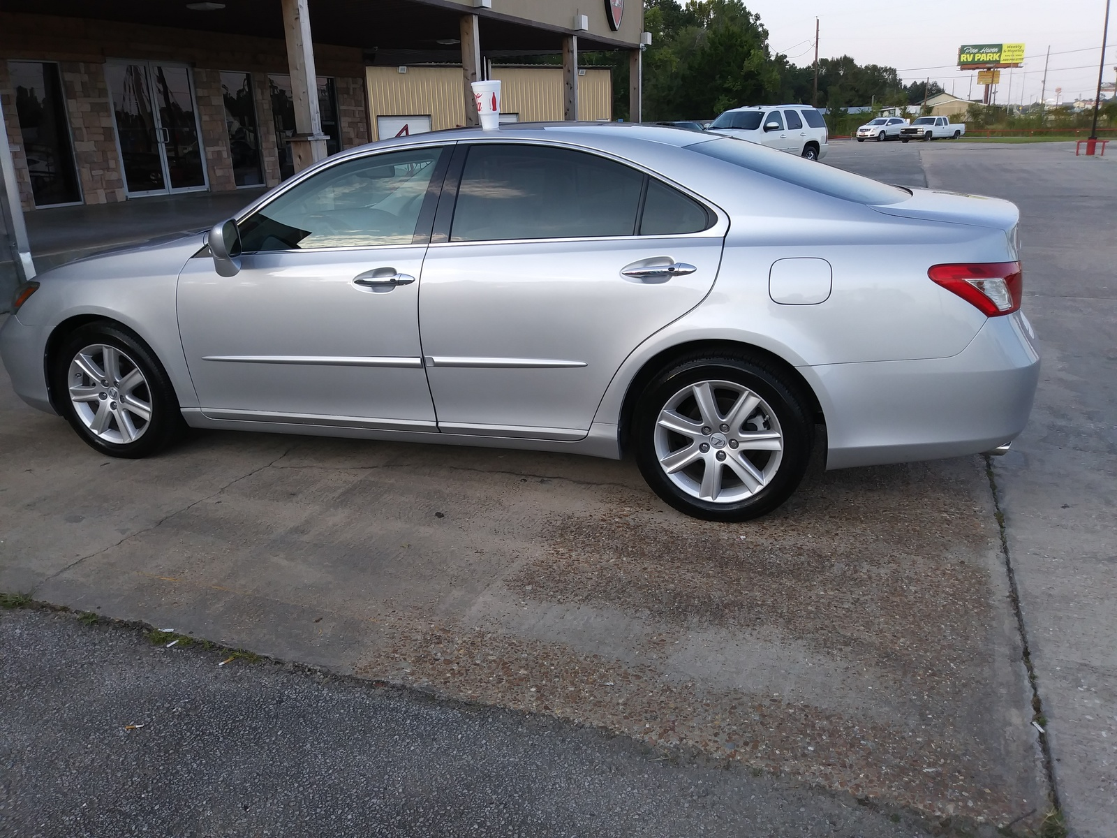 used new of images drivins sale lexus es for