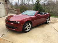 Picture of 2014 Chevrolet Camaro 2LT Convertible RWD, gallery_worthy