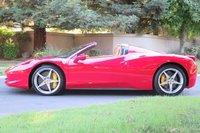 Picture of 2015 Ferrari 458 Italia Convertible, exterior, gallery_worthy