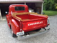 1950 Chevrolet 3100 Overview