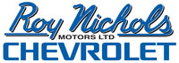 Roy Nichols Motors Chevrolet logo