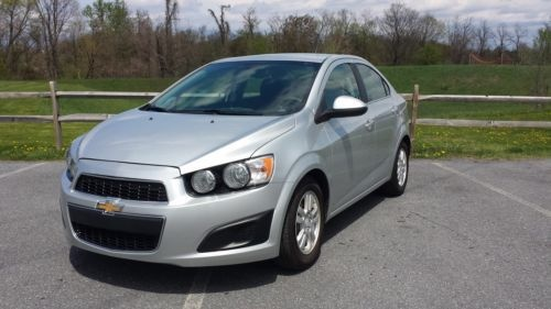 Picture of 2012 Chevrolet Sonic LTZ 2LZ Sedan FWD