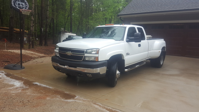 Picture of 2006 Chevrolet Silverado 3500 1LT Extended Cab LB DRW 4WD, exterior, gallery_worthy